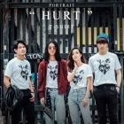 HURT T-Shirt  - PORTRAIT