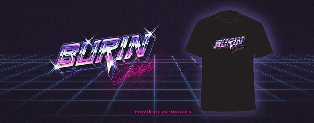 T-Shirt Burin Spotlight