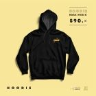 MME Hoodie  BOXX Collection 2019 - Black