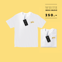 MME T-Shirt  BOXX Collection 2019 - White