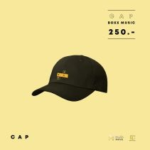 MME CAP  BOXX Collection 2019 - Black