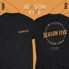 T- Shirt   Season Five