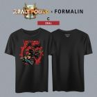 T-Shirt Zeal Band -Black