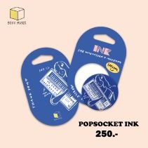 MME POP-Socket INK waruntorn - White