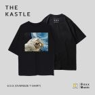 PRE-ORDER T-SHIRT THE KASTLE – BLACK