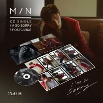 CD Single MIN - I M SORRY