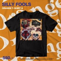 T-SHIRT SILLY FOOLS ลาย A