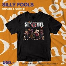 T-SHIRT SILLY FOOLS ลาย B