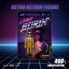 MME Retro Action Figure Burin - Yellow
